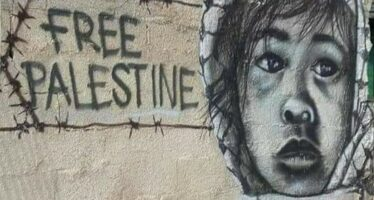 Bambini palestinesi di 4 anni in commissariato a Gerusalemme