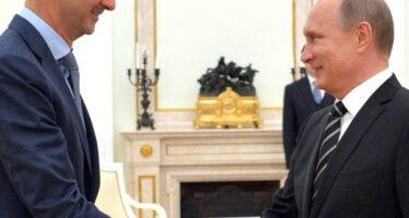 Per la Russia, «Dietro il gas c'è Londra» e ammonisce sui rischi di escalation