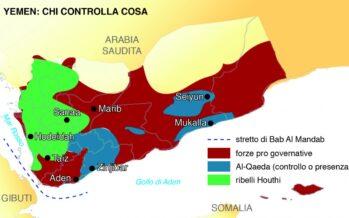 Guerra in Yemen: «Italia colpevole di crimini contro l'umanità»