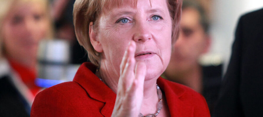 Europa. La volenterosa Angela Merkel tenta di evitare il disastro