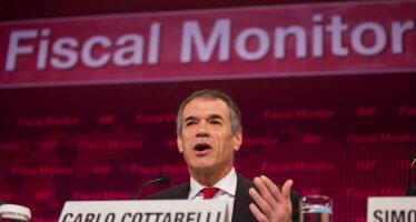 """Governo, arriva Cottarelli, il """"Mr Forbici"""" della spending review e del FMI"""