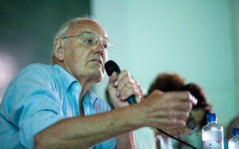 Fondazione Basso. Addio a Elmar Altvater, un instancabile protagonista