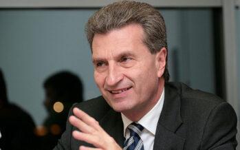 Gaffe tedesca: «I mercati insegneranno agli italiani a votare»