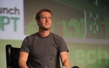 Mark Zuckerberg si scusa davanti al Parlamento europeo
