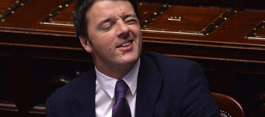 Matteo Renzi annuncia la scissione, ma molti dei suoi restano