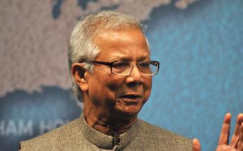 Muhammad Yunus e la ricchezza perduta del talento