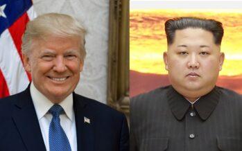 Corea del Nord/Usa.Storico incontro Kim-Trump, pace più vicina