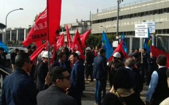 Costruzioni. In tremila scioperano per salvare Condotte