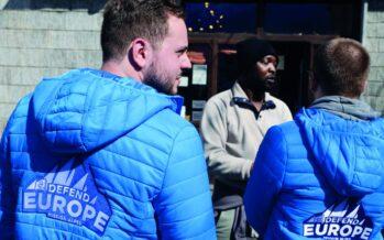 Ronde razziste. Sulle Alpi scatta la caccia al migrante di «Defend Europe»
