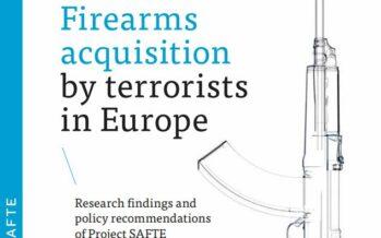 In Europa prolifera il mercato nero delle armi