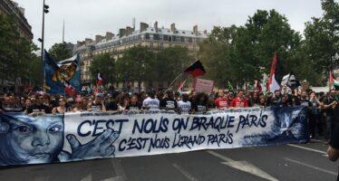 Prova di convergenza delle lotte in Francia