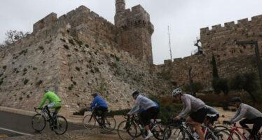 Appello di ebrei contro l'occupazione: il Giro parte dalla parte sbagliata