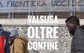 Corteo migrante per Blessing Matheu morta al confine francese