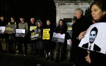 Esposto della famiglia Regeni contro il governo italiano per le armi vendute all'Egitto