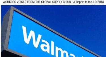 Dietro i profitti della multinazionale Walmart il lavoro forzato delle donne