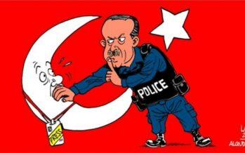Turchia, dopo due anni termina lo stato di emergenza, ma i diritti non tornano