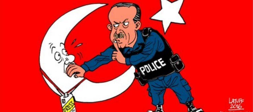 I poteri assoluti del turbo-nazionalista Erdogan