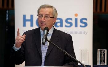 Da Bruxelles arriva l'attacco di Juncker al nuovo governo italiano