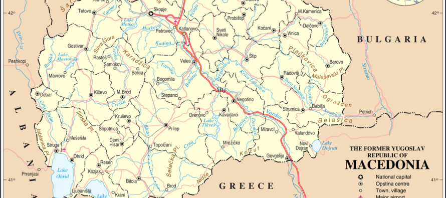 Accordo raggiunto con la Grecia, la Macedonia cambia nome