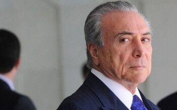 Brasile. «Fora Temer» e il fantasma di Lula