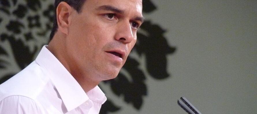 In Spagna il nuovo governo Sanchez, tendenza Zapatero. 11 ministeri a donne