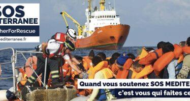 Médicos Sin Fronteras y SOS Mediterranée que volverán a navegar