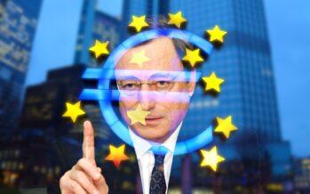 Mario Draghi annuncia la fine del Quantitative easing