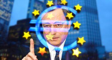 Il presidente della Bce: «Non c'è nessuna ragione per continuare con il Qe»