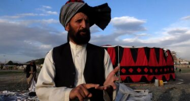 I marciatori per la pace, una sfida alla guerra, una speranza per l'Afghanistan
