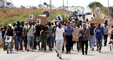 Razzismo, sciopero e corteo per l'assassinio di Soumayla