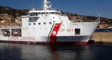 Pozzallo, finalmente sbarcati i migranti della Diciotti
