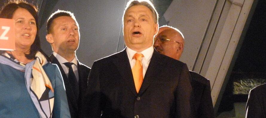Continua la campagna di Orbán: divieto di accoglienza in Costituzione