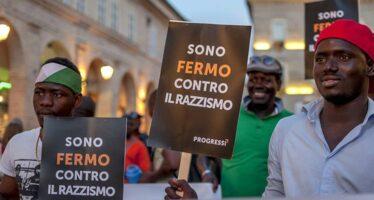 Denunciato l'aggressore del bimbo straniero preso a calci a Cosenza