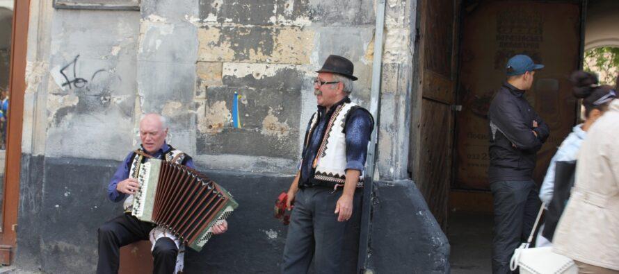 Pogrom di Stato contro i rom in Ucraina