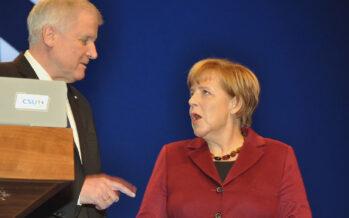 Nella notte berlinese una decisione contro l'Europa e i migranti