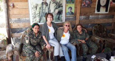 Kobane, three years after the liberation