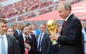 Il Mondiale che la Russia di Putin sta vincendo