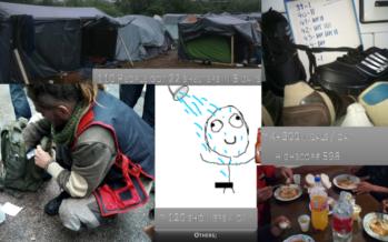 Al confine tra Bosnia e Croazia: «Accogliamo migranti perché siamo umani»