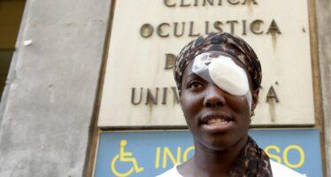 A Torino aggredita Daisy Osakue: «Volevano colpire una donna nera»