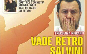 Vade retro, Salvini. Disobbedienza, cattolici più avanti della sinistra