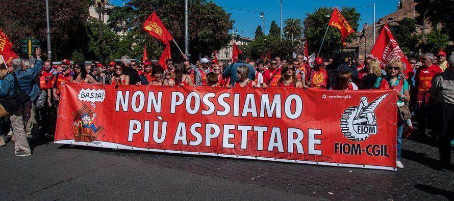 Torino. La piattaforma della Fiom-Cgil per la Fca