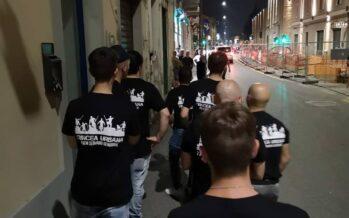 Ronde di Forza Nuova nel quartiere multietnico di Brescia