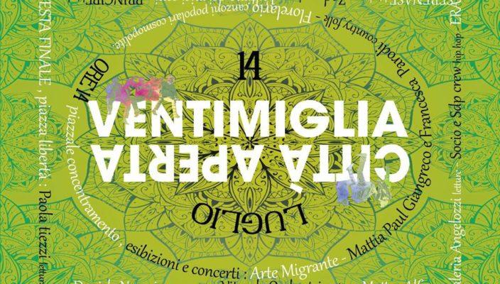 Permesso di soggiorno europeo, manifestazioni a Ventimiglia per il ...