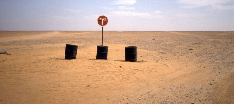 Frontiere. L'imbuto del Niger