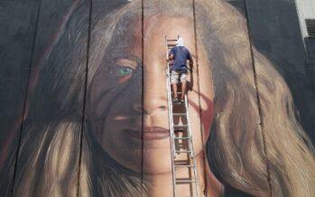 Arrestato in Israele lo street artist napoletano Jorit