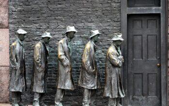 Pandemia sociale: 450mila nuovi poveri «post Covid»