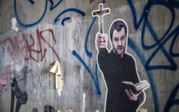 L'ultima provocazione del ministro Salvini: cita il Duce e alza lo scontro