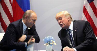 Usa/Russia.Giravolta di Trump sul nucleare: resta nel trattato e invita anche la Cina