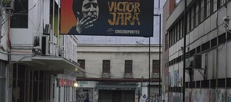 JUSTICE: SLOW – BUT SURE… VICTOR JARA'S MURDERERS FOUND GUILTY IN CHILE