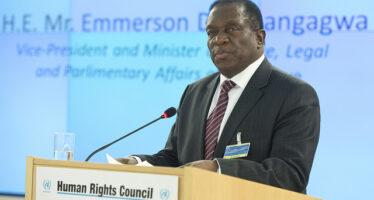 Zimbawe al voto, per la prima volta senza Mugabe. Ma c'è «the crocodile»